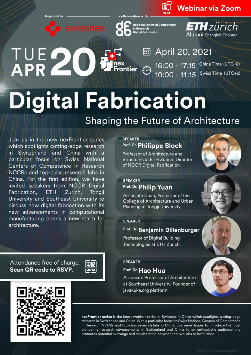 Flyer Digital Fabrication