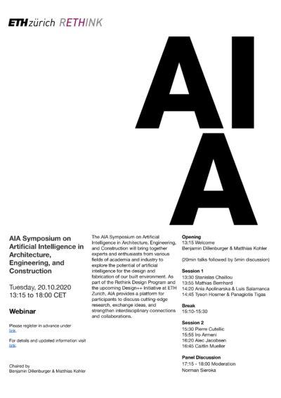 AIA 2020 Info