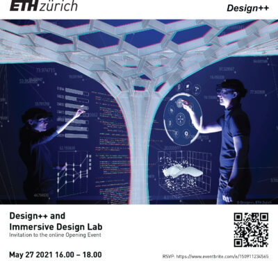 Design IDL Opening Event Flyer